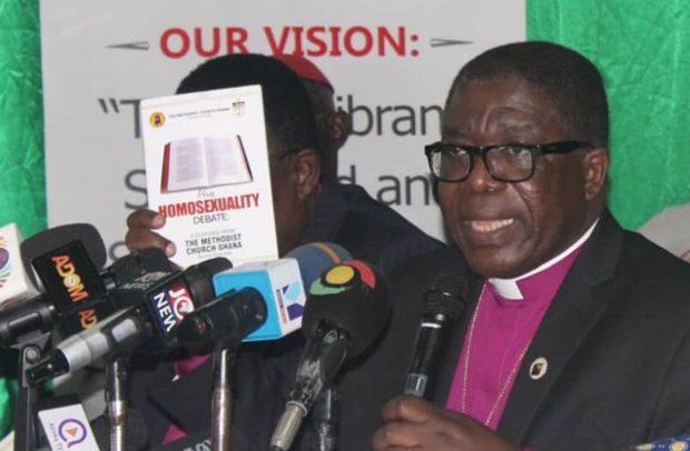 No Way for Gays – says Methodist Church