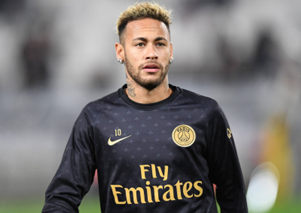 what position does neymar jr play