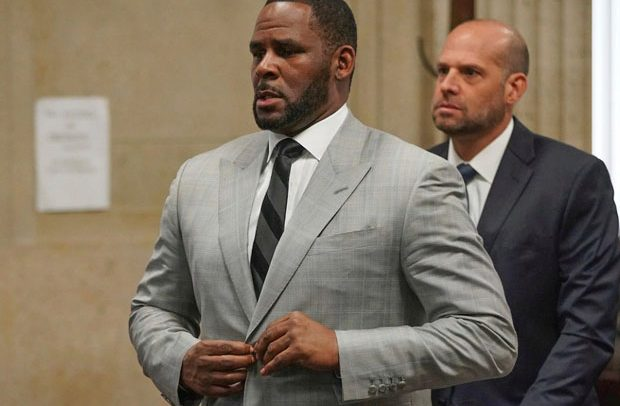 R. Kelly Pleads Not Guilty, Denied Bail