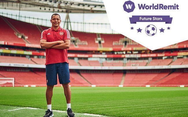 Arsenal, WorldRemit Launch Future Stars II