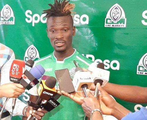 Afriyie Targets Black Stars Call-Up