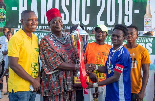 Mboma City Lift HAMISOC Cup