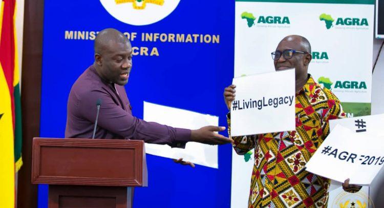 Gov't Holds African Green Revolution Forum