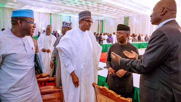 Nigeria's Incoming Cabinet Attend Presidential Retreat
