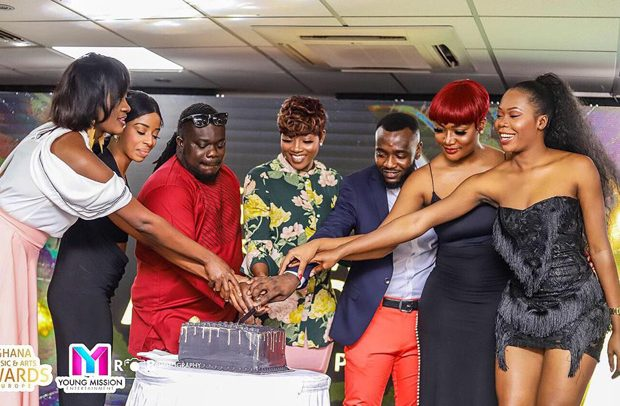 Ghana Music & Arts Awards Europe Launched