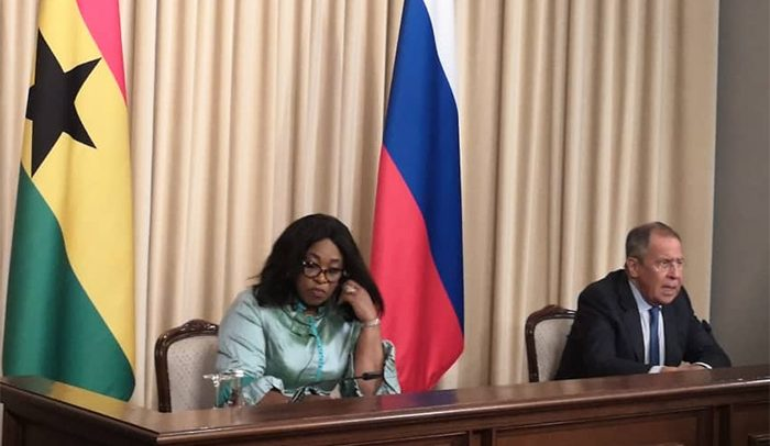 Ghana, Russia To Sign Visa-Free Access Deal