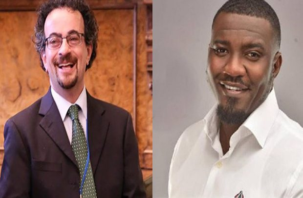 Jon Benjamin Reminds Dumelo Of V8 Saga In Congratulatory Message