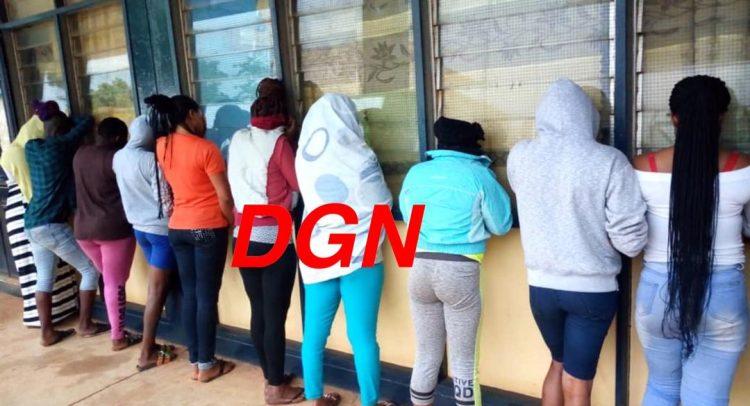 Police Arrest 11 Prostitutes In Tamale