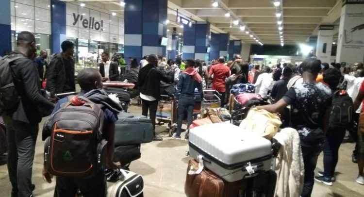 51 Ghanaian Students Back From Agric Training In Israel