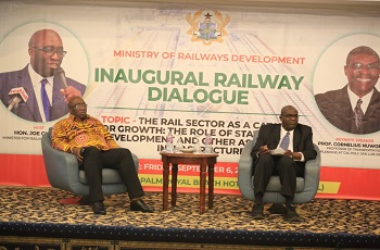 Railway Ministry Launches Dialogue Series