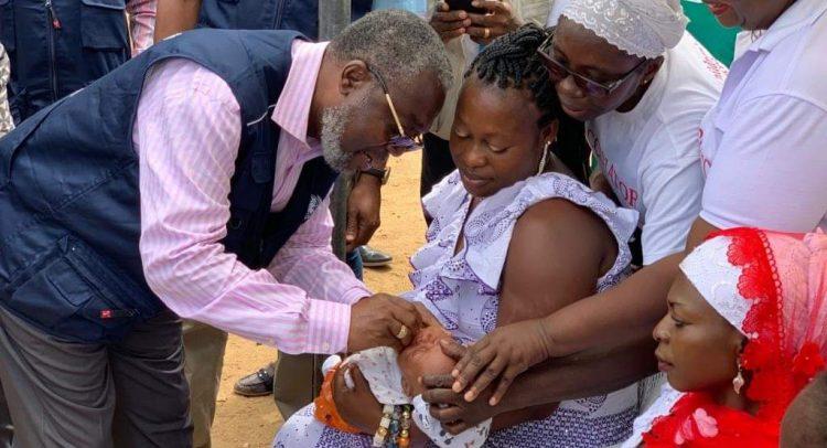 GHS Begins Emergency Polio Vaccination
