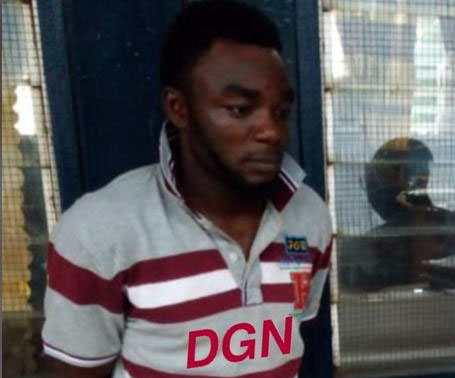 Man Arrested With Pistol In Tamale