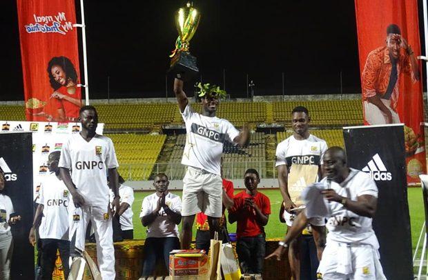 Azamati, Latifa Are GNPC Ghana Fastest