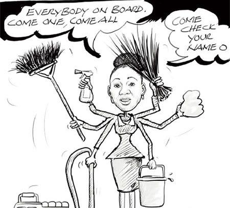 VOTER REGISTER CLEAN-UP!