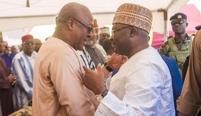 Bawumia Invites Mahama