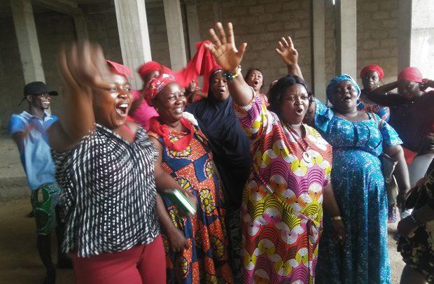 Kasoa Traders Bare Teeth At Assembly