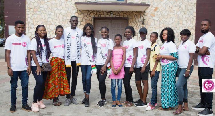Miss Ghana Queens DonateTo Stock Blood Bank