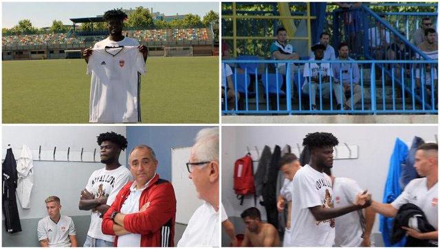 Ghana's Thomas Partey Buys Spanish Club Alcobendas Sport