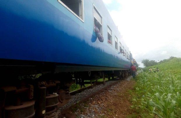 No Casualty In Accra-Nsawam Train 'Derailment'