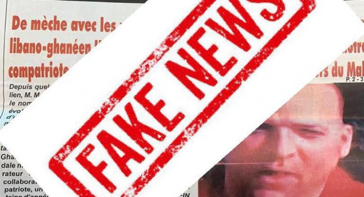 'Disregard Mali Media Reports On Zein'