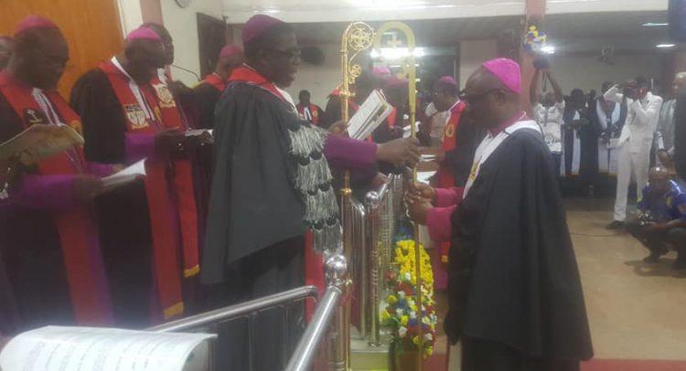 Tema Methodist Gets New Bishop