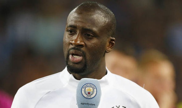 Toure Blasts FIFA … Over Racism