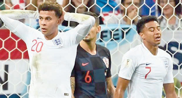 Alli, Lingard Dropped From Euro Qualifiers