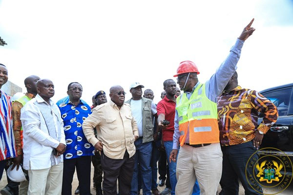Ensure Timely Completion Of Kumasi Road Projects – Akufo-Addo