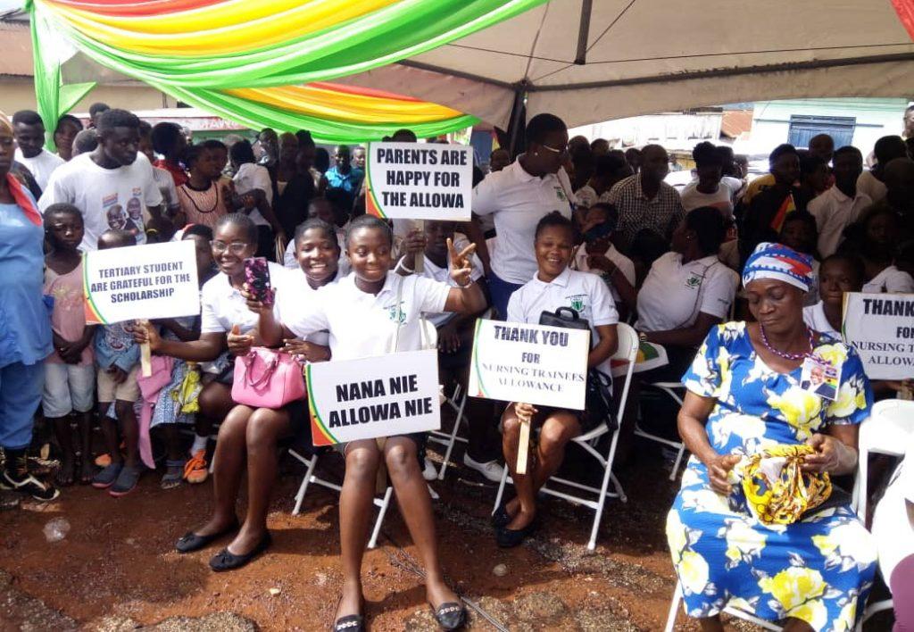 Gov't Pledges GH¢ 12.2m For Kumawu Roads 2