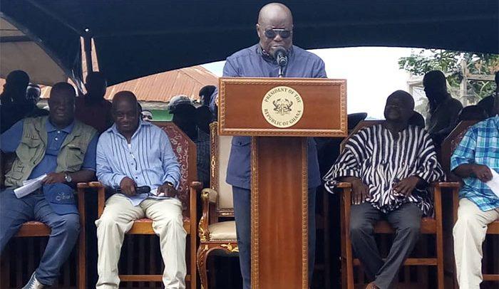 Gov't Pledges GH¢ 12.2m For Kumawu Roads 1