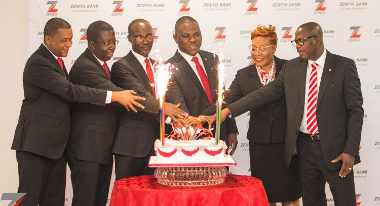 Zenith Bank Ghana Celebrates 14th Anniversary