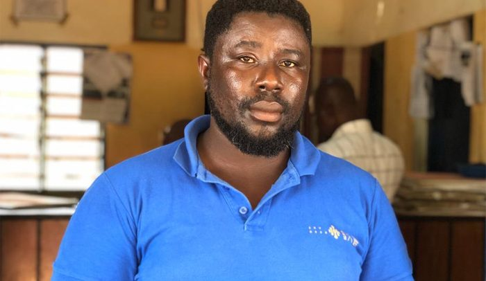 Washing Bay Operator Arrested for Illegal Reconnection