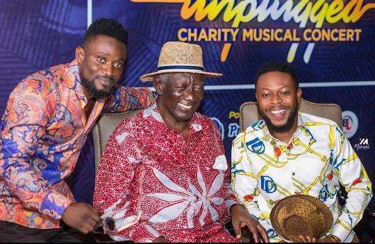 'Giants Unplugged' Charity Concert Launched