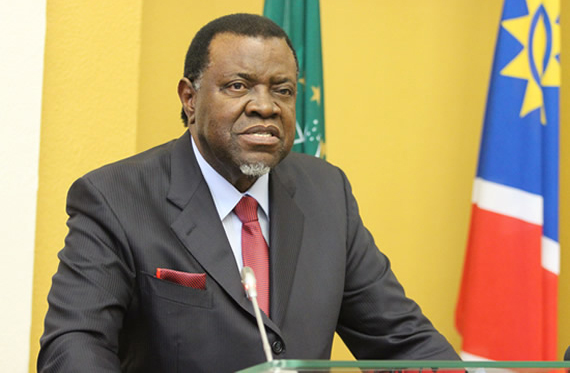 Namibians Vote Wednesday