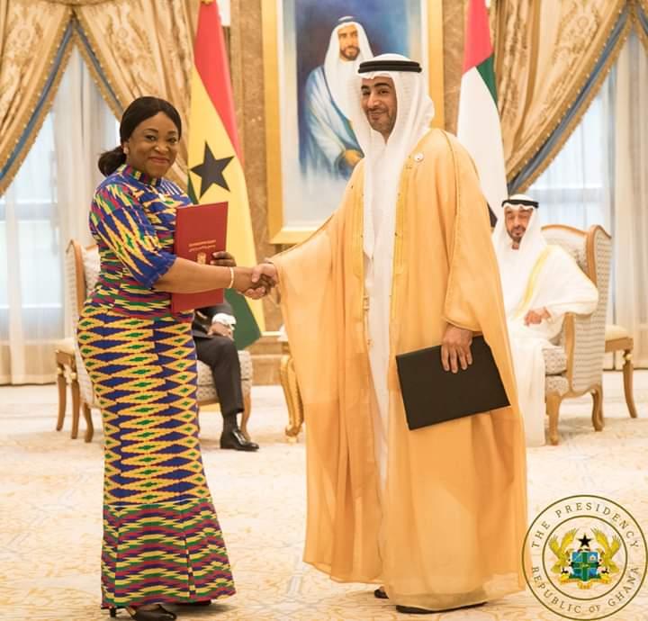 Nana Visits Abu Dhabi; 5 Agreements Signed Already 4