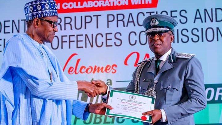 Buhari Awards Comptroller-General Who Rejected $16 Million Bribe