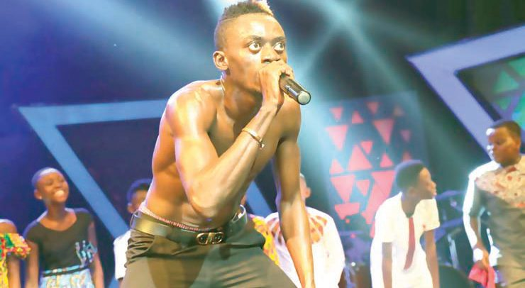 Lilwin, DJ Switch Thrill Fans In Accra