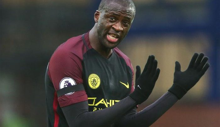 Toure Eyes EPL Return
