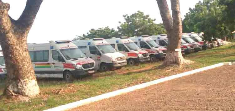 Ambulances Not Parked For Campaign – Gov't