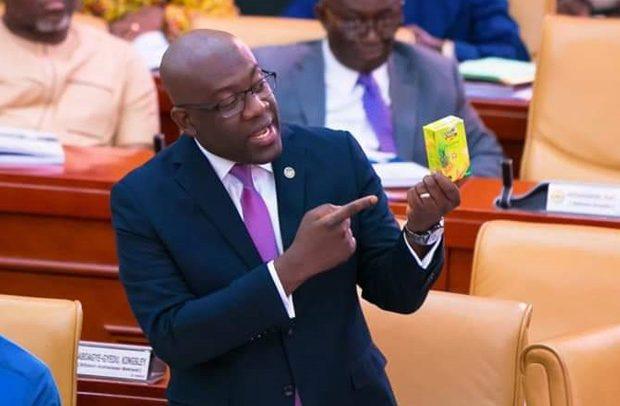 Ekumfi Fruit Juice Hits Parliament