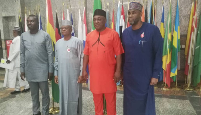 Gov't Delegation Meets Nigeria's Comptroller General Over Border Closure