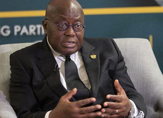 Akufo-Addo Apologises for Cape Coast Harbour Gaffe