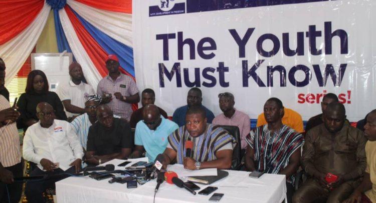 Presidency Not Meant For Correcting Mistakes – Nana B To Mahama