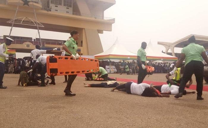 Ghana Gets 145 New Ambulance Stations