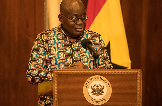 We Must Invest In Youth To Accelerate Africa's Economic Growth- Akufo-Addo