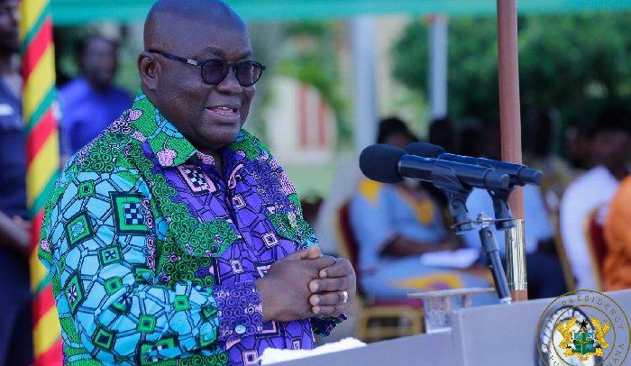 'Change Your Attitude!' – Nana To Ghanaians