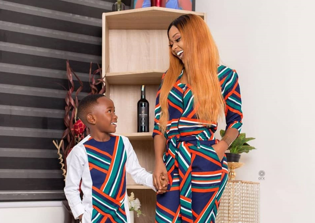 Akuapem Poloo Hot Over Naked Photo With Son - DailyGuide Network