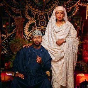 Buhari's Daughter Marries 2