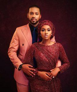 Buhari's Daughter Marries 4