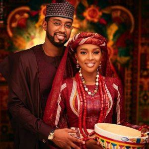 Buhari's Daughter Marries 5